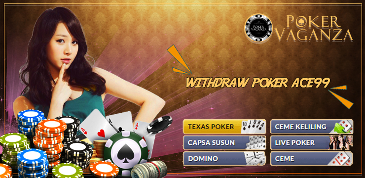 cara withdraw pokerace99